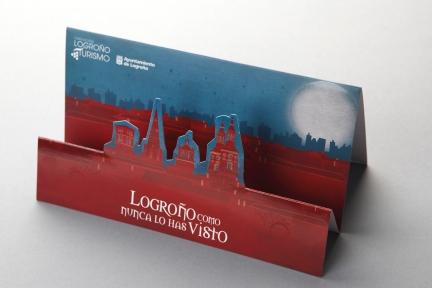 Felicitación navideña Fundación Logroño Turismo