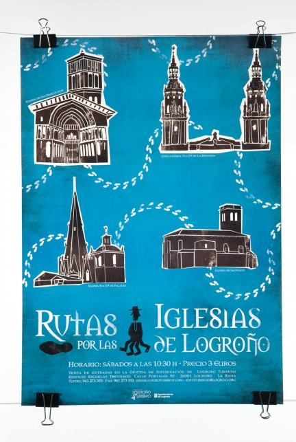 Rutas por las iglesias de Logroño
