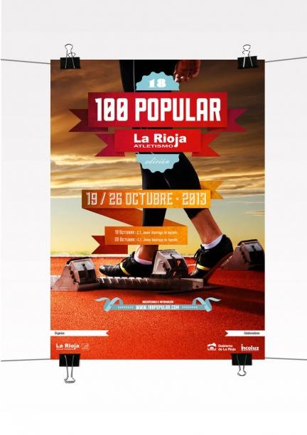 Carrera 100 popular