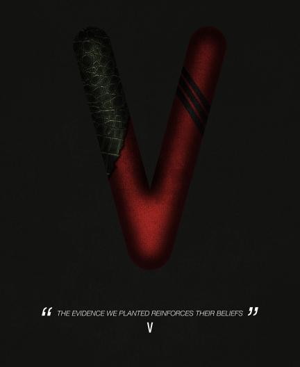 V.Tv Alphabet